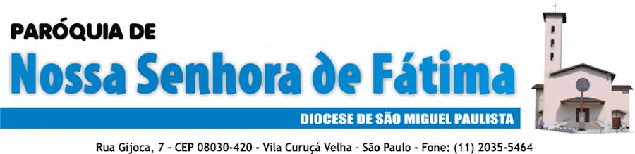 Paróquia de Nossa Senhora de Fátima - Vila Curuçá