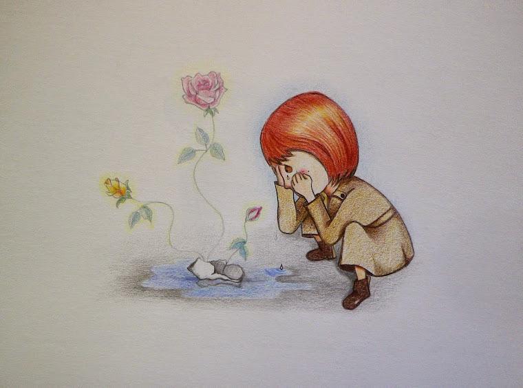 A Landa le pasan cosas tristes, como en todos los buenos cuentos.