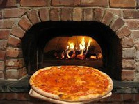 brick oven pizza brick phone picture. Black Bedroom Furniture Sets. Home Design Ideas