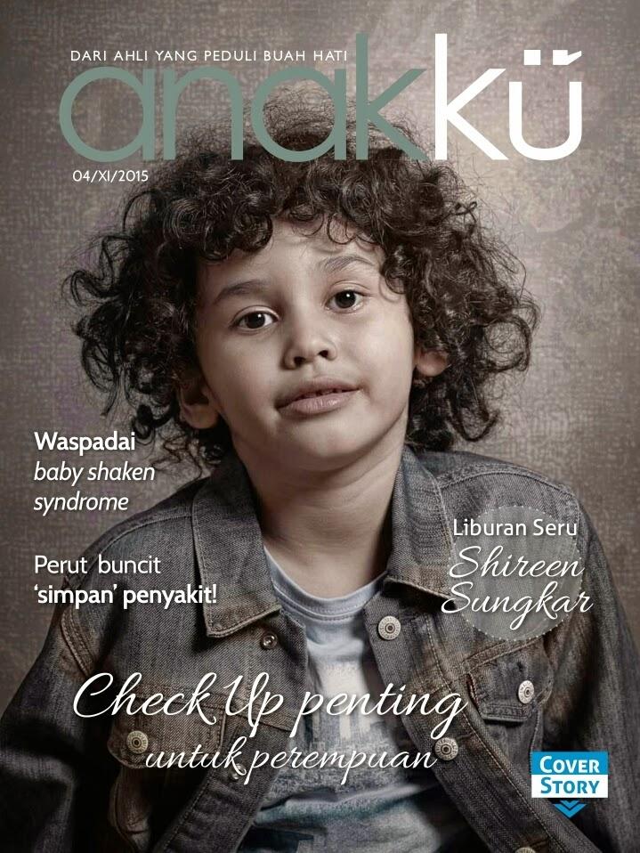 Majalah Anakku Edisi April 2015