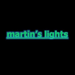 Martin's Lights Limited- lighting design and hire