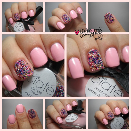 ciaté caviar nails