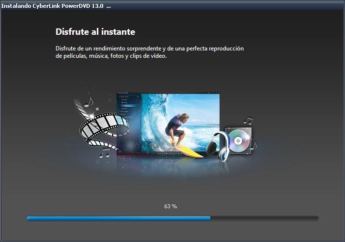 Cyberlink PowerDVD Ultra v.13.0.2720.57 [Español] [Full] Cap2.descargasvip.net