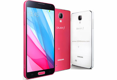 New Samsung Galaxy J available in Taiwan