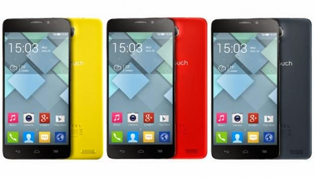 Smartphone One Touch Idol X