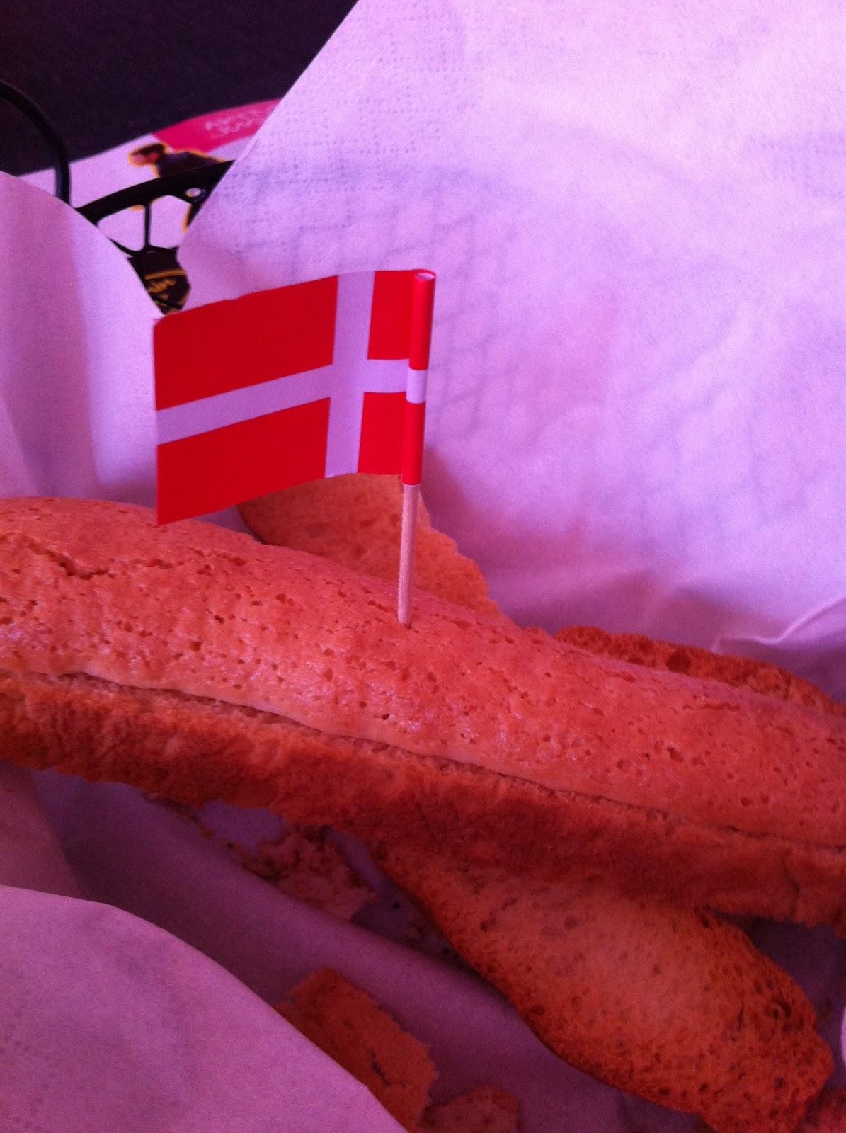 engelsk mad spottet pik
