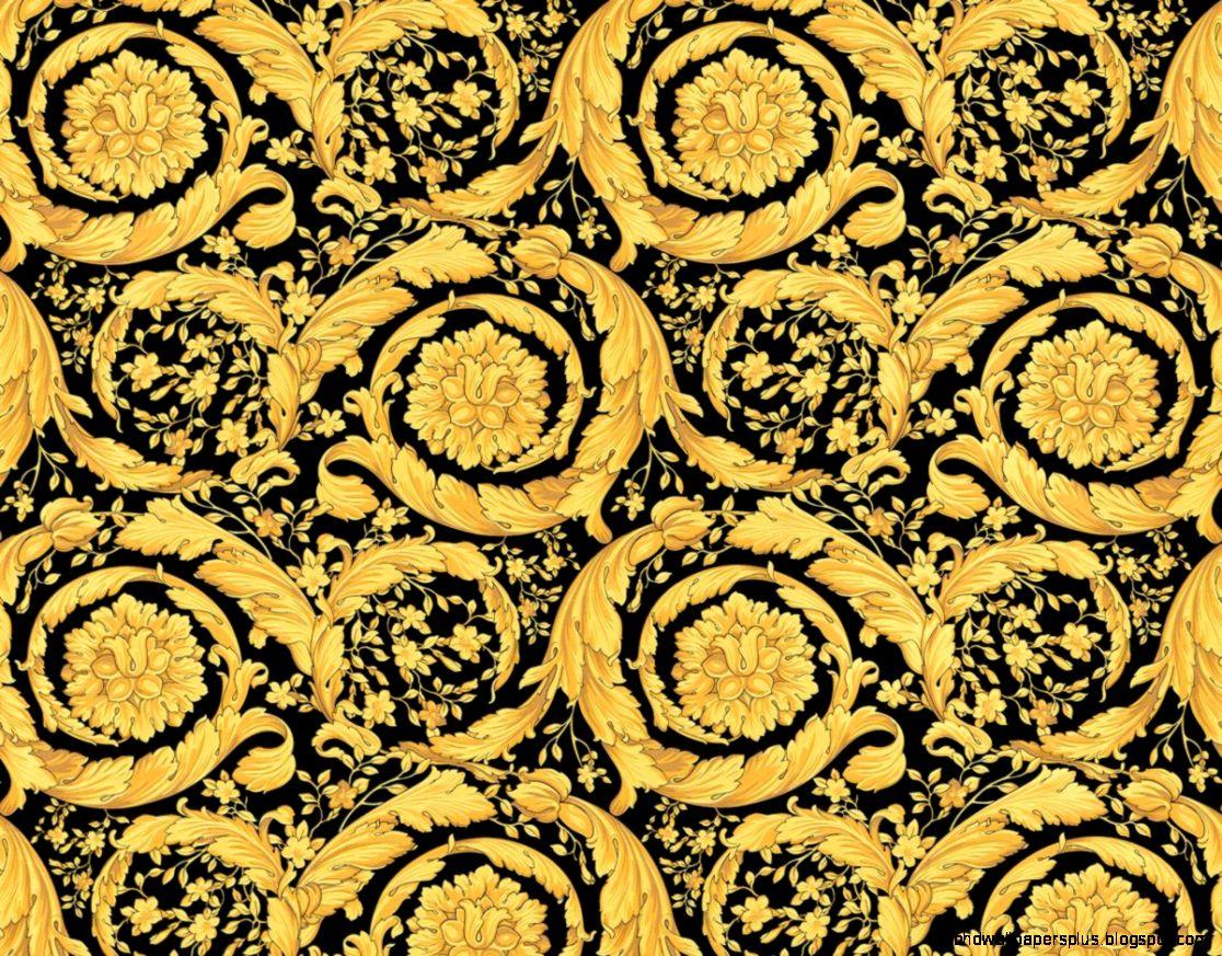 Versace Wallpaper Hd Wallpapers Plus