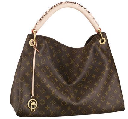 LV Arsty, Siapa yang tidak tahu dengan tas branded wanita yang unik ...