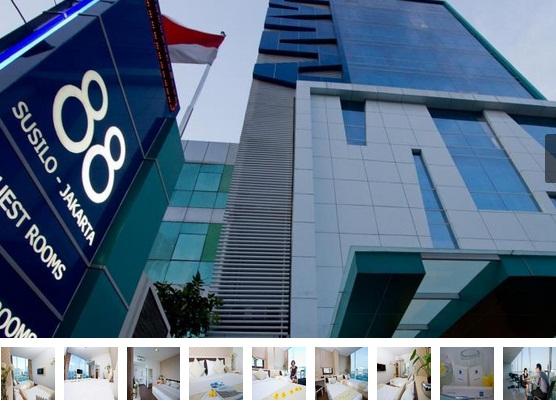 Hotel 88 Berada 22km Dari Bandara Selain Itu Ini Juga Dekat Dengan Area Wisata Populer Di Grogol Untuk Fasilitas Umumnya