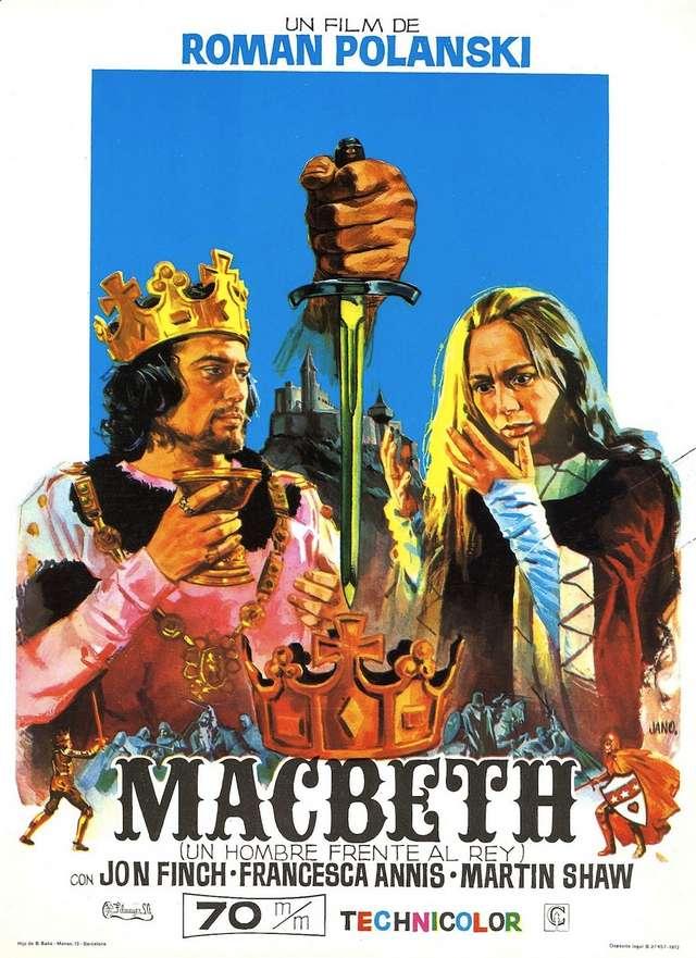 Macbeth de Roman Polanski
