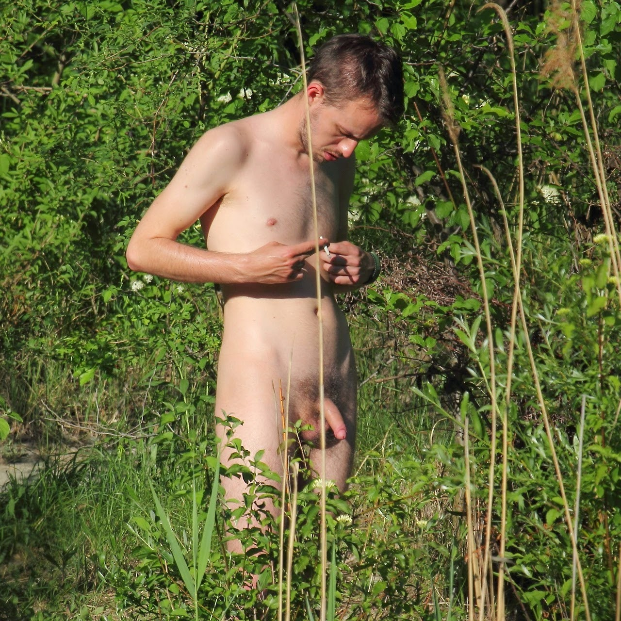 Big cock men naked