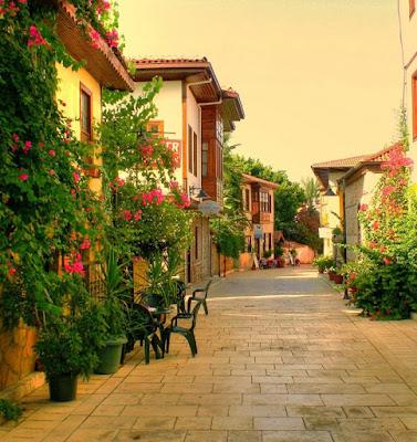 جولة سياحية, مدينة انطاليا, وشلال ومنتزه دودان