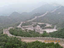 Sections of The Great Wall of China, Badling Sector, outside Beijing