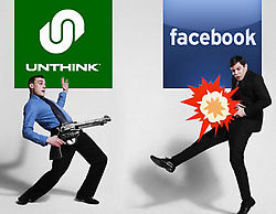 Unthink, nueva red social anti-Facebook