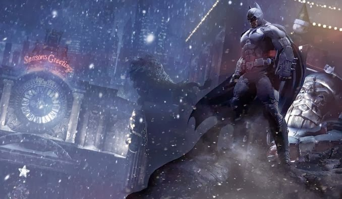 Gameplay Batman Arkham Trilogy