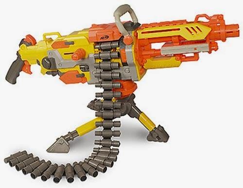 Súng Nerf Gun đạn cao su