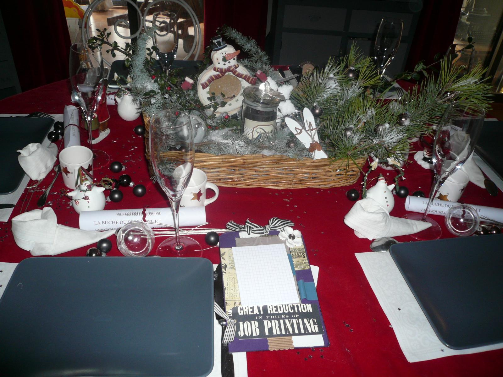 #771021 SCRAPRETTY: Décembre 2011 5851 tutoriel decoration de table de noel 1600x1200 px @ aertt.com