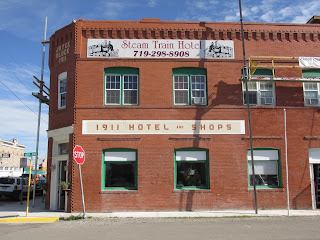 steam train hotel antonito