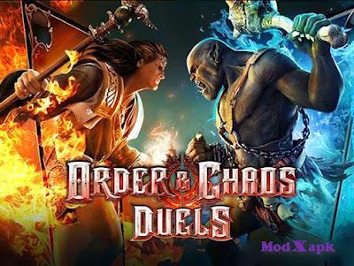 Order & Chaos Online 2.7.0j Mod APK+DATA