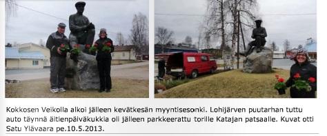 Julkaistuja kuviani: lohijärven Digilehti 4