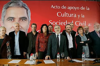 Juan Diego, Izquierda Unida