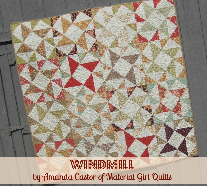 Windmill Quilt Â« Moda Bake Shop : moda quilt shop - Adamdwight.com