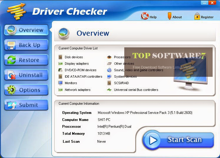 Driver Checker Latest Version