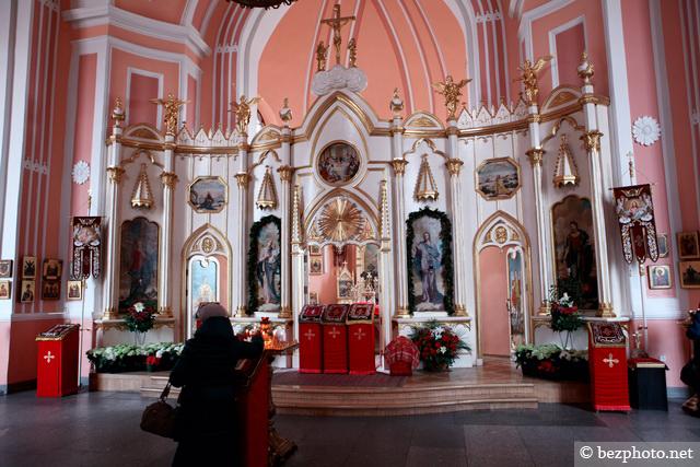 православные храмы санкт петербурга