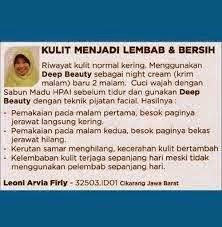 Deep Beauty Squalane untuk Menghilangkan Jerawat Membandel