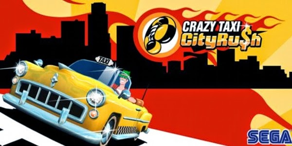 Crazy Taxi™ City Rush v1.0.2   UPDATE PAID | APK | Android (Descargar Gratis)