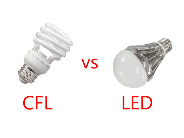 CFL vs LED: Which is the better light for you to use ...