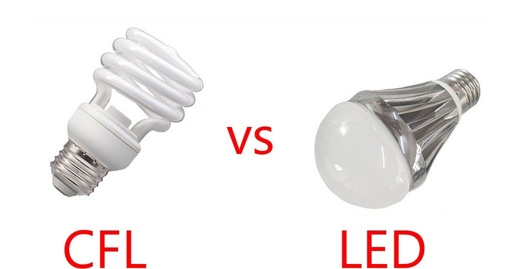 CFL vs LED: Which is the better light for you to use? | Geeky Pinas