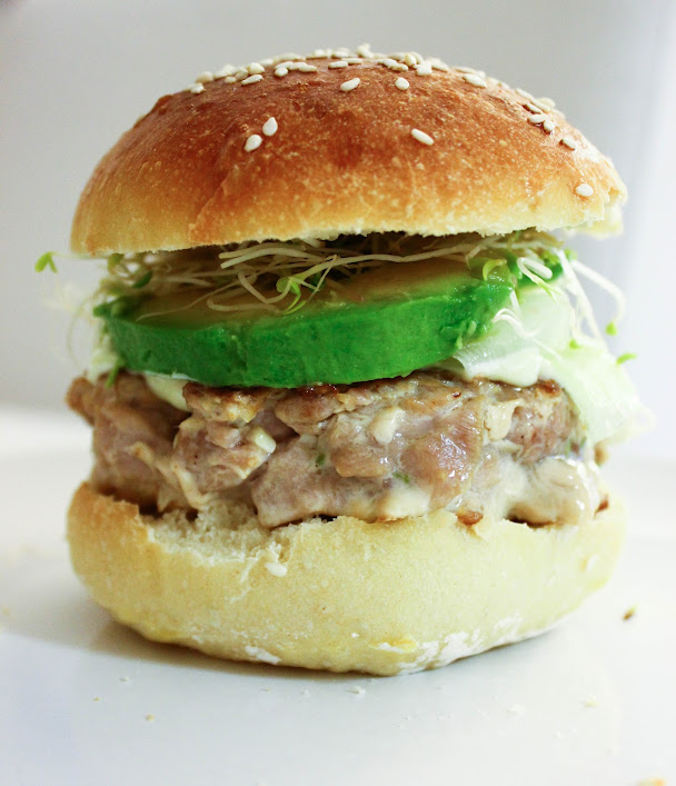 spoonglish: The sushi burger