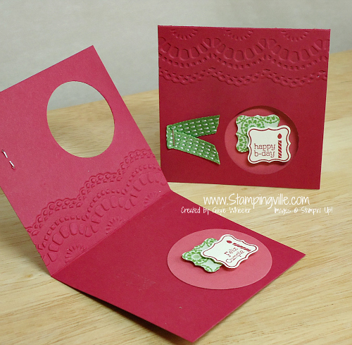 Stampin' Up! Sale-a-bration Pretty Petites Stamp Set