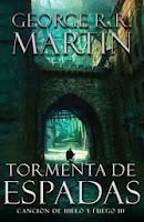 Tormenta de Espadas, G.R.R Martin