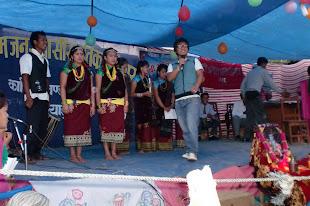 तिज प्रतियोगिता २०६८ (कारीकोट हटिया)