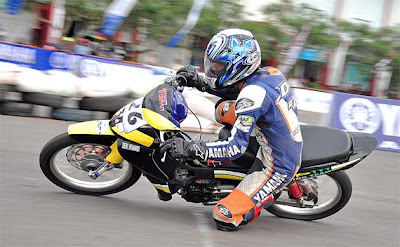 Yamaha Jupiter z road race | modifikasi