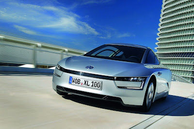 Volkswagen XL1 Production