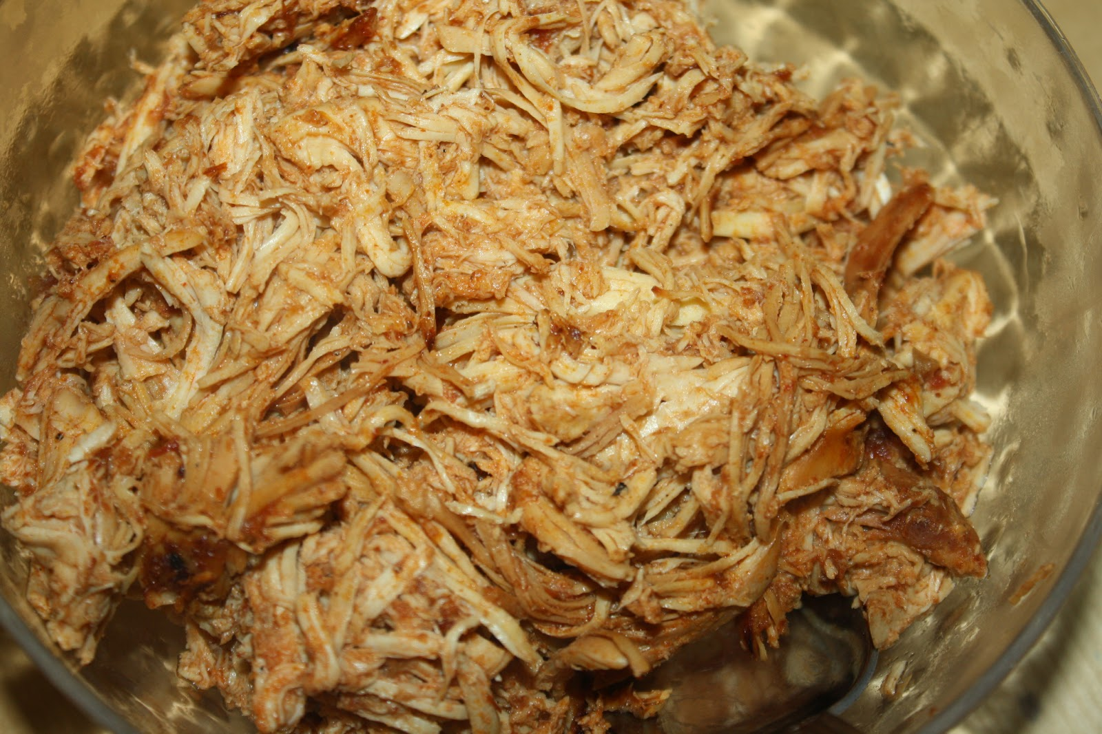 Fit & Healthy Mommy: Shredded Chicken Tacos