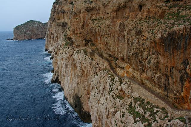 Escalera de Cabirol