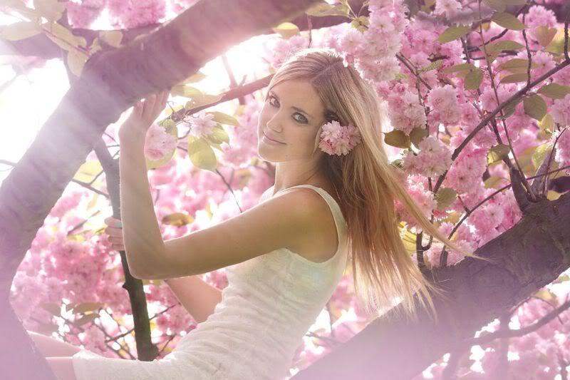 primavera rosa pink spring