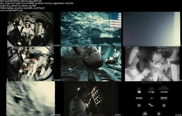 Apollo 18 2011 DVDRip Descargar Español Latino 1 Link 2011
