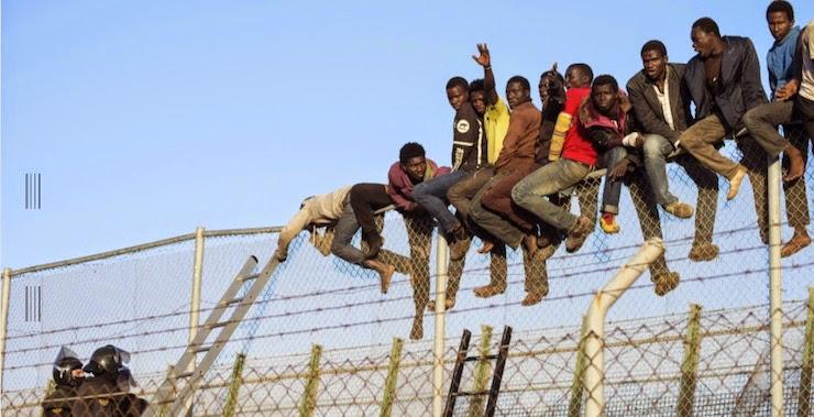 'Marruecos le hace el trabajo sucio a España con la inmigración