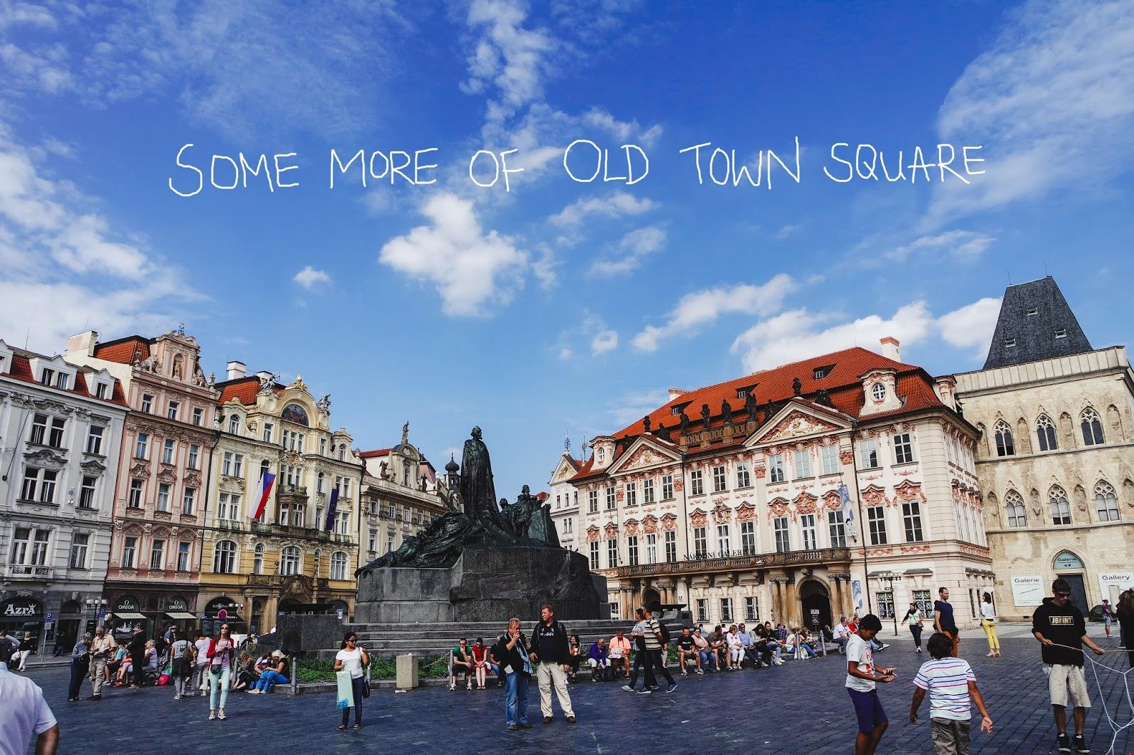 prague old town 2