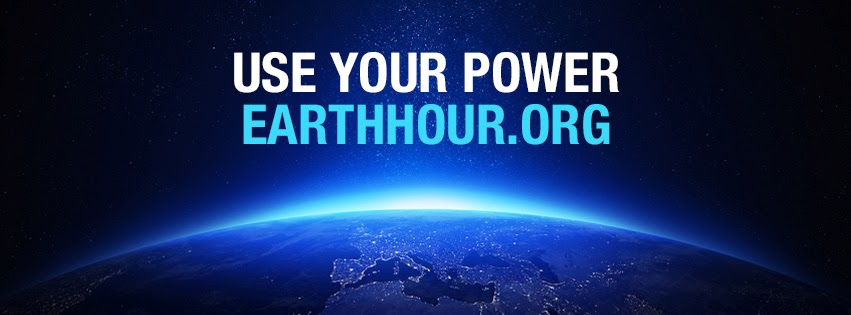 #EarthHour #YourPower