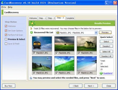 CardRecovery 6.0 Build 1012