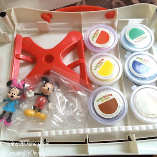 Disney Imagicademy, Stop Motion Movie Kit, Mickey Mouse, Minnie Mouse