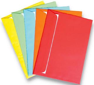 Cómo hacer un sobre con una hoja de papel - cómo hacer sobres con papel de color - formas de hacer sobres, de que forma puedo hacer un sobre, pasos para hacer un sobre, instrucciones para hacer sobres con papel bond block
