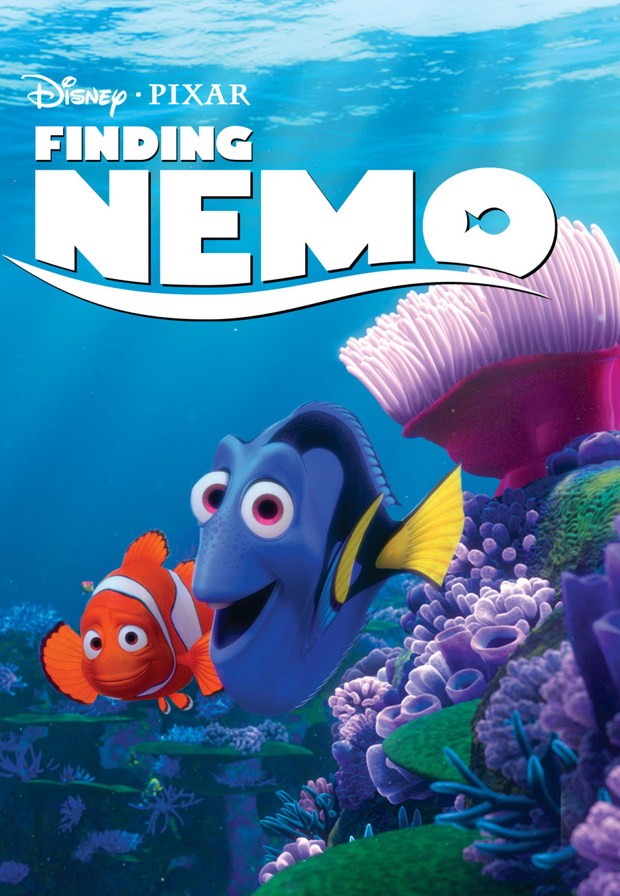 This is a graphic of Unusual Free Finding Nemo