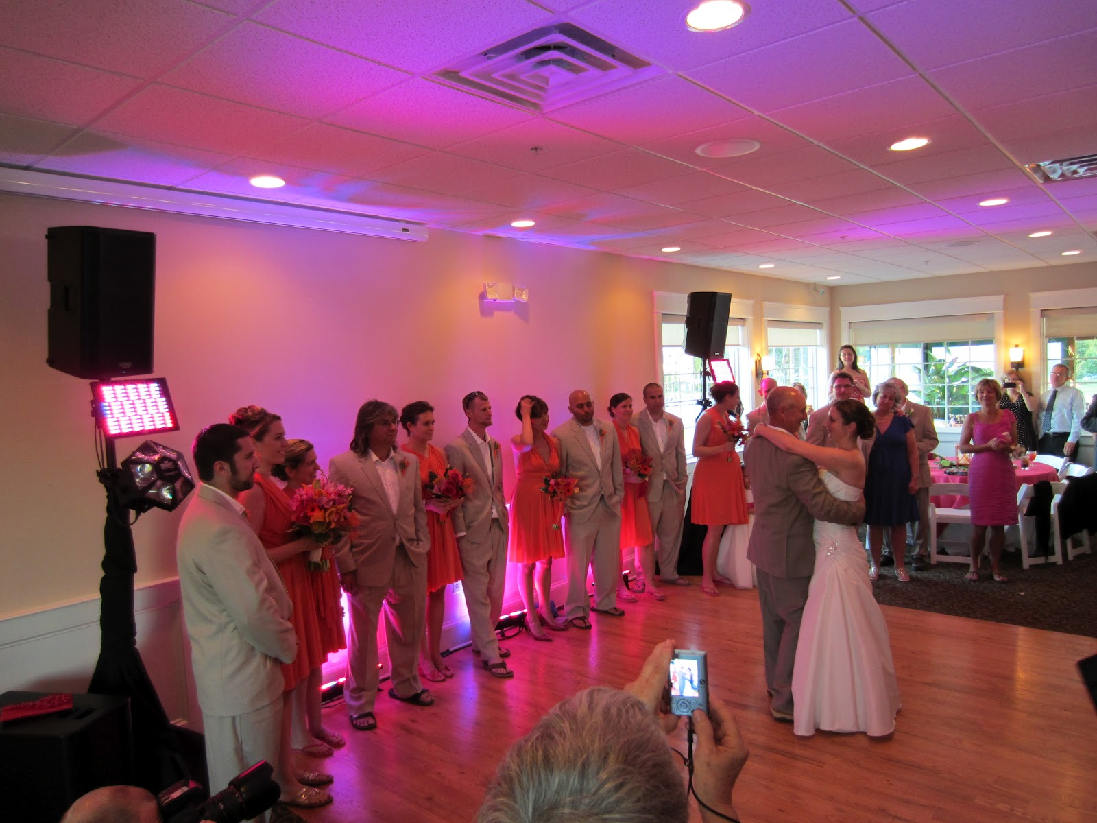 Weddings with DJ Adam Moyer: May 2012